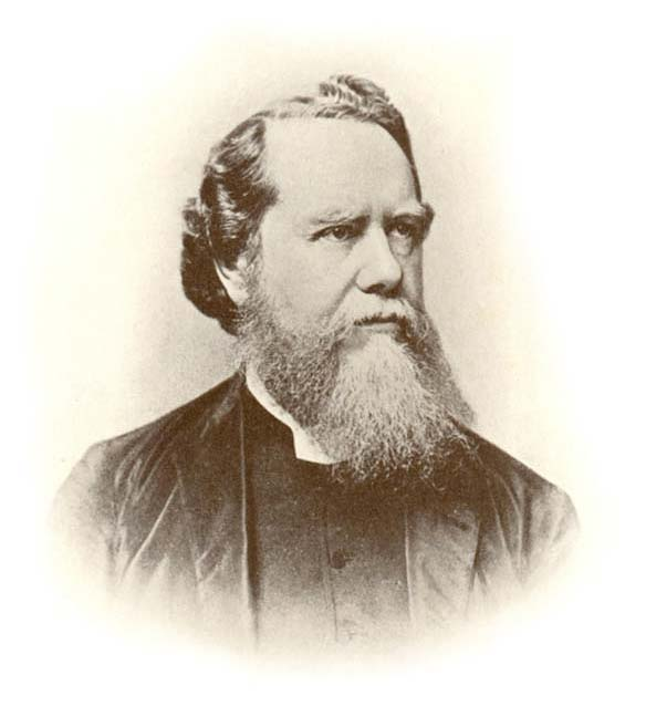James Hudson Taylor in later life